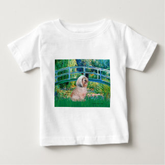 ラサApso 10 -橋 ベビーTシャツ