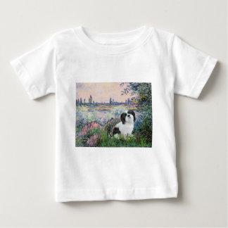 ラサApso 2 -セーヌ河著… ベビーTシャツ