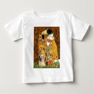 ラサApso 4 -キス ベビーTシャツ