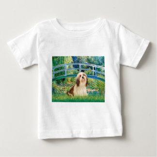ラサApso 4 -橋 ベビーTシャツ