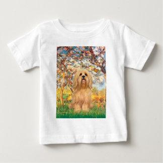 ラサApso 9 -春 ベビーTシャツ