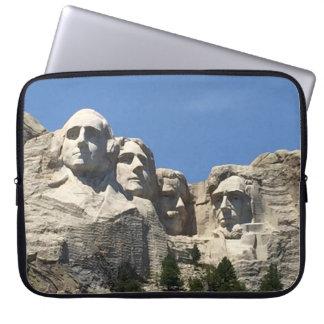 ラシュモア山の国民の大統領のな記念碑Sout ラップトップスリーブ
