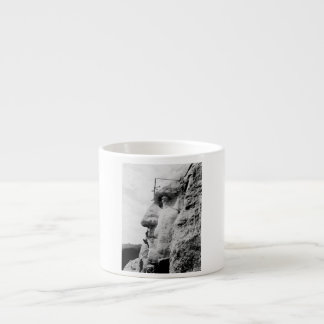 ラシュモア山の建築 エスプレッソカップ