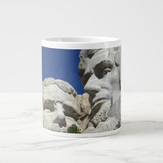 ラシュモア山の詳細 ジャンボコーヒーマグカップ