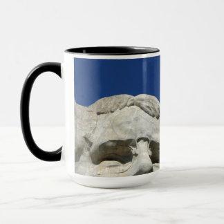 ラシュモア山の詳細 マグカップ