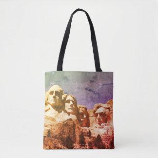 ラシュモア山1974年 トートバッグ