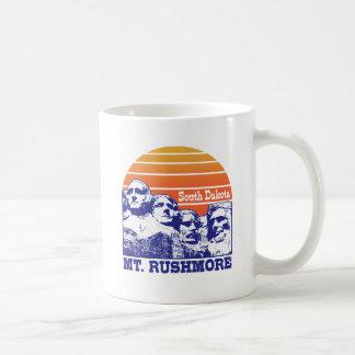 ラシュモア山 コーヒーマグカップ