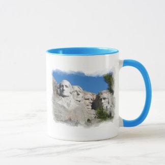 ラシュモア山 マグカップ