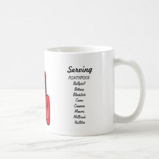ラジオ660 AM -標識-コーヒー・マグ コーヒーマグカップ