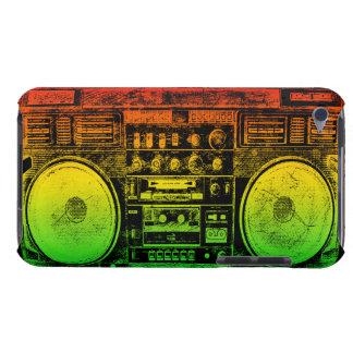 ラスタのゲットーの発破工 BARELY THERE iPod ケース