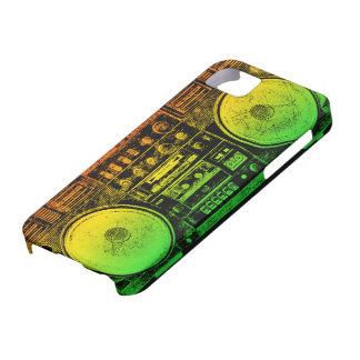 ラスタのゲットーの発破工 iPhone SE/5/5s ケース