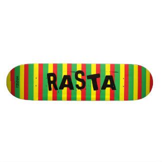 ラスタのスケートボード スケボーデッキ
