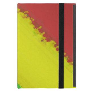 ラスタのペンキの強打 iPad MINI ケース