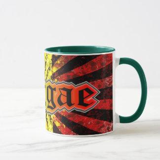 ラスタのレゲエ マグカップ