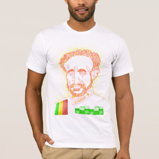 ラスタのレゲエ: Rastafariのデジタル暴露 Tシャツ
