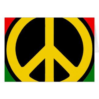ラスタの平和 カード