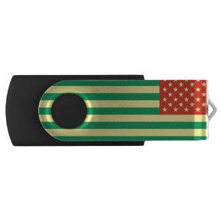 ラスタの旗米国USBのフラッシュドライブ USBフラッシュドライブ