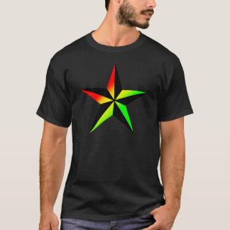 ラスタの星 Tシャツ
