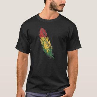 ラスタの羽 Tシャツ