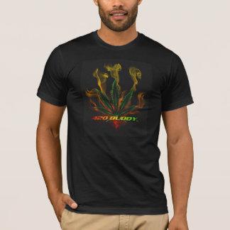 ラスタの至福 Tシャツ