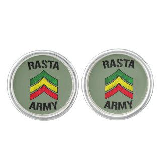 ラスタの軍隊 カフスボタン