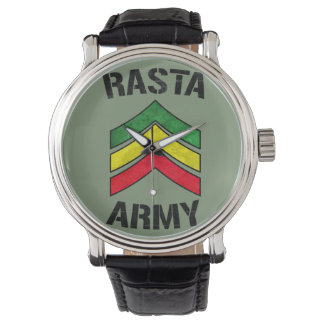 ラスタの軍隊 腕時計