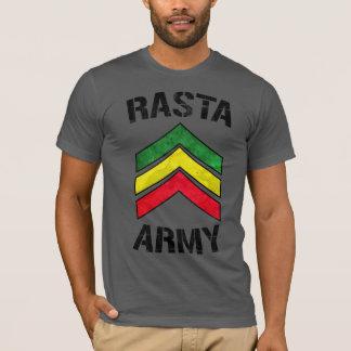 ラスタの軍隊 Tシャツ