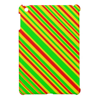 ラスタキャンデーのストライプ iPad MINI カバー