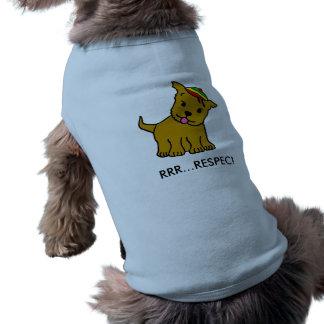 ラスタ犬の衣服 ペット服