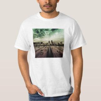 ラスタ都市 Tシャツ
