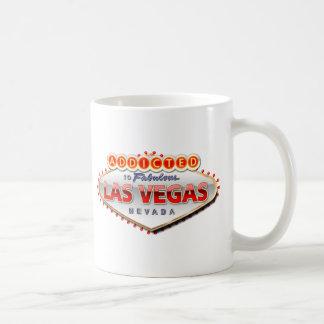 ラスベガスに熱中される、ネバダのおもしろいな印 コーヒーマグカップ