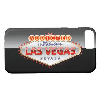 ラスベガスに熱中される、ネバダのおもしろいな印 iPhone 8/7ケース