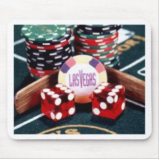 ラスベガスのカジノ マウスパッド
