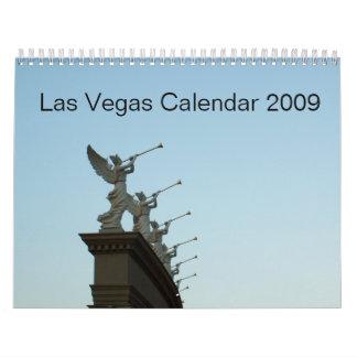 ラスベガスのカレンダー2009年 カレンダー