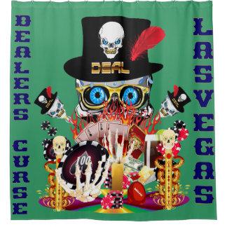 ラスベガスのシャワー・カーテンのコレクションのケンタッキーの緑 シャワーカーテン