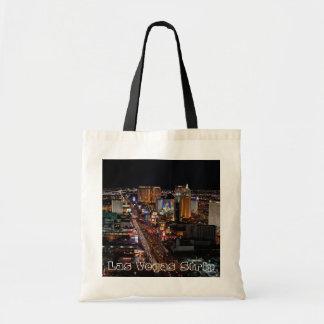 ラスベガスのストリップのバッグ トートバッグ