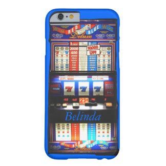 ラスベガスのスロットマシン BARELY THERE iPhone 6 ケース