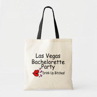 ラスベガスのバチェロレッテの唇 トートバッグ