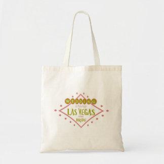 ラスベガスのバッグの花嫁の結婚式 トートバッグ