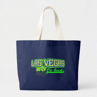 ラスベガスのバッグ-スタイル及び色を選んで下さい ラージトートバッグ