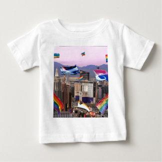 ラスベガスのプライド ベビーTシャツ