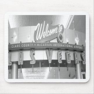 ラスベガスのヴィンテージへの歓迎 マウスパッド