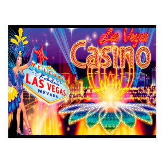 ラスベガスの休暇 ポストカード