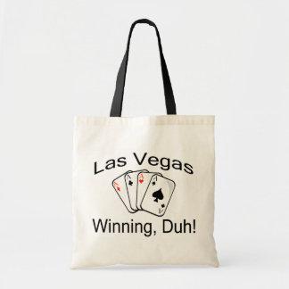 ラスベガスの勝利Duhエース トートバッグ