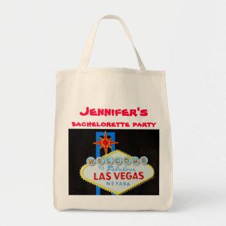 ラスベガスの喜ばしい徴候 トートバッグ