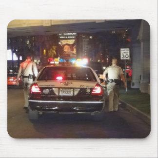 ラスベガスの地下鉄の警察 マウスパッド