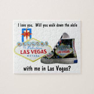 ラスベガスの私と結婚します ジグソーパズル