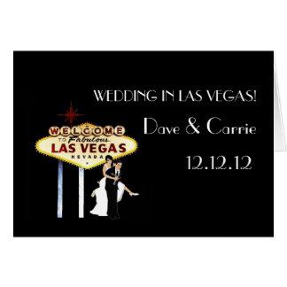 ラスベガスの結婚! カード