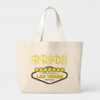 ラスベガスの花嫁のトートバック ラージトートバッグ