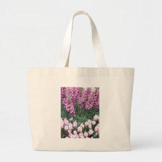 ラスベガスの蝶庭DIYは文字の知恵のおもしろいを加えます ラージトートバッグ
